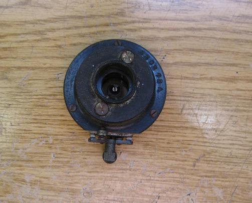 Victor Victrola Exhibition Phonograph Reproducer Flange//Rubber Tone Arm Gasket